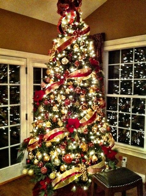 awesome christmas tree decoration pictures