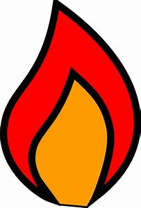 Candle Flame Image | Clipart Panda - Free Clipart Images