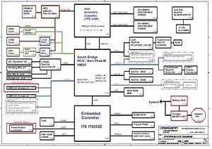 Schematics For Hp G62    G72  Intel