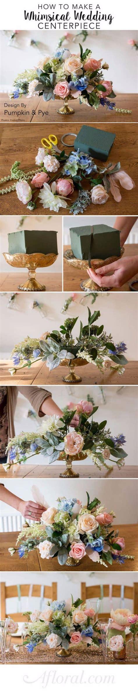 12 inspiring diy wedding centerpieces on a budget cute