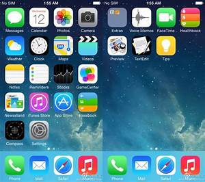 Report: Leaked iOS 8 Photo Reveals New Apps