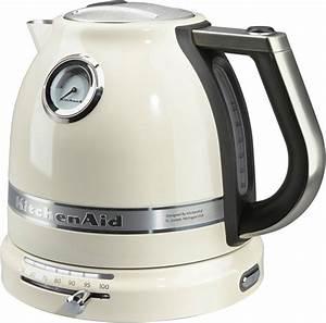 Wasserkocher Kitchen Aid : kitchenaid wasserkocher artisan 5kek1522eac 1 5 liter 2400 watt creme online kaufen otto ~ Yasmunasinghe.com Haus und Dekorationen