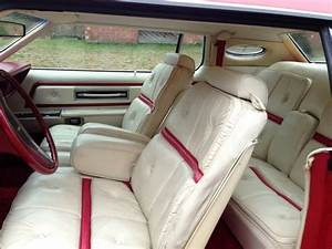 1976 Lincoln Continental - Interior Pictures