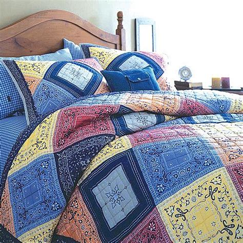 9 easy bandana quilts to inspire you quilting digest