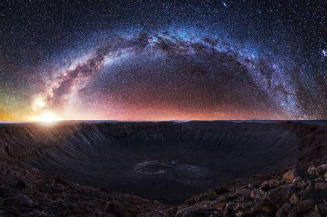 Milky Way Starry Sky Night Samsung Galaxy
