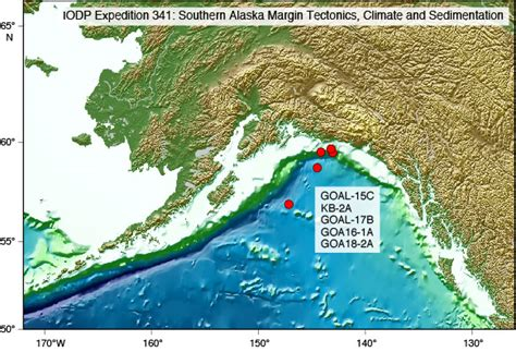 Expedition To The Gulf Of Alaska Scientists Study Coastal