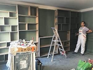 Comment Faire Une Bibliothèque : une biblioth que sur mesure lili barbery ~ Dode.kayakingforconservation.com Idées de Décoration