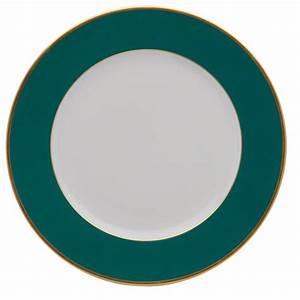 Assiette Bleu Canard : les pr sentations assiette bleu canard filet or haviland ~ Teatrodelosmanantiales.com Idées de Décoration