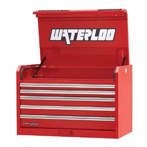hardware sales waterloo pch 36521rd hd series 5 drawer