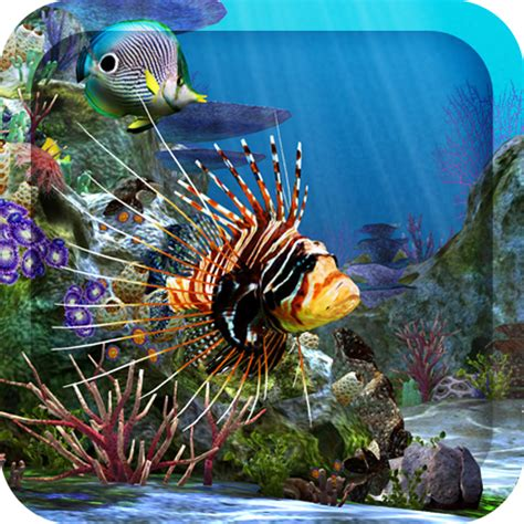 Download 3d Aquarium Live Wallpaper Hd On Pc & Mac With