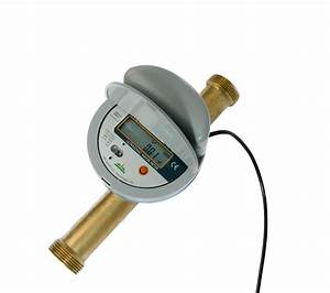Ultrasonic Water Meter  Static Residential Water Meter