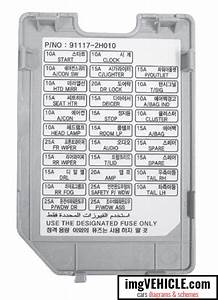 Hyundai Elantra Iv Fuse Box Diagrams  U0026 Schemes