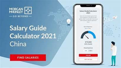 Calculator Salary Guide China Cn