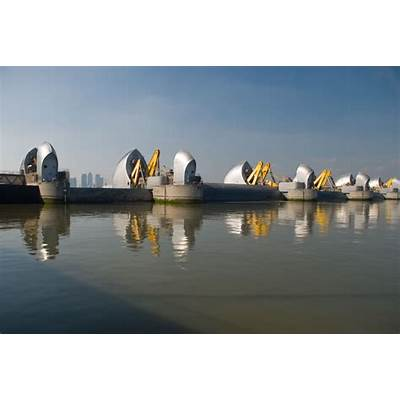 TESTING TESTING: Thames Barrier Closure on Sunday – The