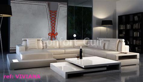 canapé de luxe design le belmon déco canapé cuir le luxe du salon
