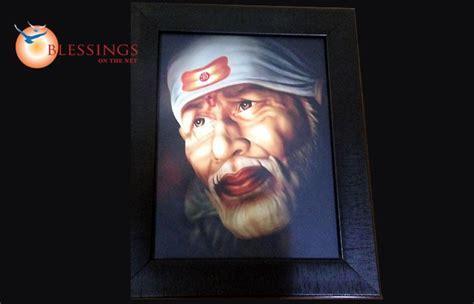 Shirdi Sai Baba Photo Frame?   Online Store