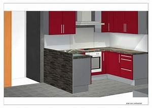 Plan De Cuisine 3d : vente et pose de cuisine sur laneuveville devant nancy ~ Nature-et-papiers.com Idées de Décoration