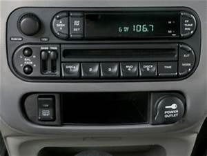 Service manual [2001 Dodge Neon Radio Clock Removal