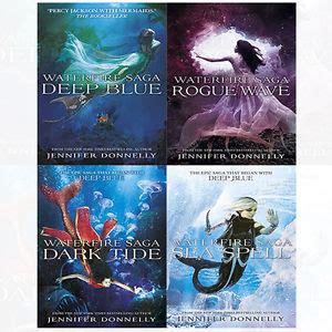 Deepwoods Deepwoods Saga Book 1 by Waterfire Saga Series Collection 4 Books Set By