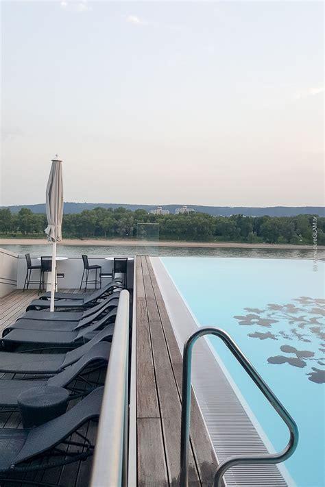 Kameha Grand Hotel Bonn by Kameha Spa Powerhouse Wellness Im Rheinland Infinity