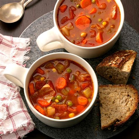 types of vegetable soups our top 10 best soup recipes taste of home
