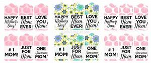 6 Awesome Printable Mother's Day Gift Tags for You