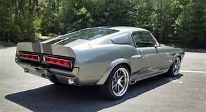 1967/1968 Mustang Custom Fastback Shelby GT500 Eleanor