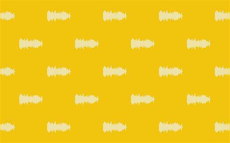 yellow aesthetic computer wallpapers