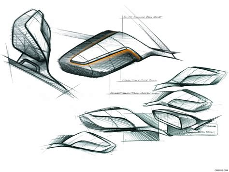 Audi A3 Concept  Design Sketch  Wallpaper #33 1600x1200