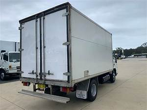 1995 Isuzu Npr300 Manual Refrigerated Truck