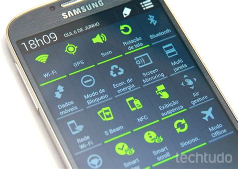 galaxy  celulares  tablets techtudo