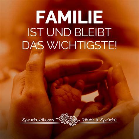 familie ist und bleibt das wichtigste