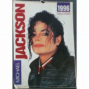 Calendar 1996 by Michael Jackson, Calendar with ...