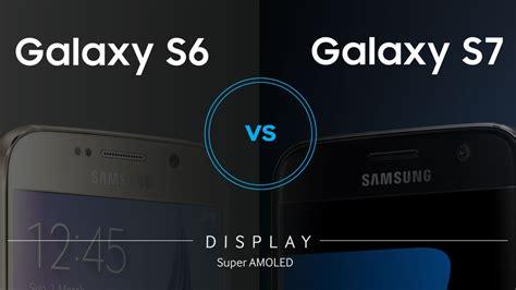 specs breakdown samsung galaxy s7 vs samsung galaxy s6 infographic lifehacker australia