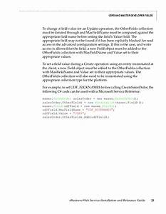 Sage 100 Erp  Mas90  Web Services Manual