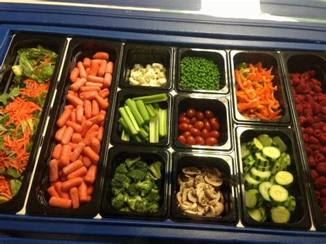 salad bars in schools | School Meals That Rock