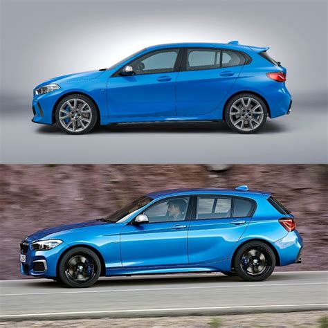 Bmw New 1 Series 2020 by Photo Comparison 2020 Bmw 1 Series Vs 2017 Bmw 1 Series