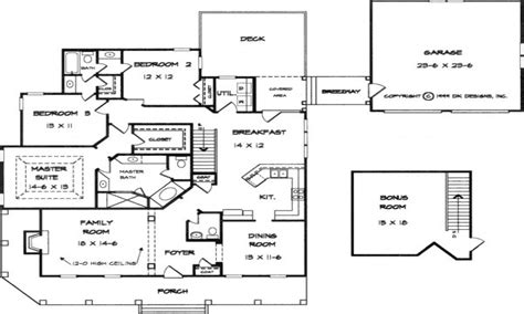 southern floor plans house plan sparta sl1810 a southern living by