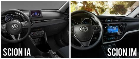 Milham Ford Toyota Scion by Differences Between Scion Ia And Scion Im