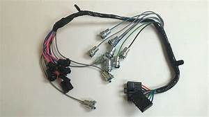 1963 Impala Under Dash Instrument Cluster Wiring Harness