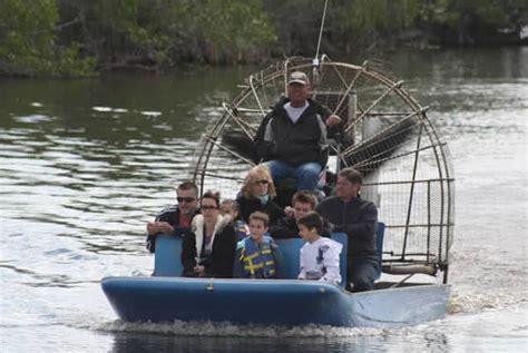 Fan Boat Ride Miami by Top 10 Attractions Near Miami