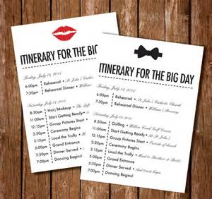 wedding itinerary wedding itinerary template 40 free word pdf documents free premium templates