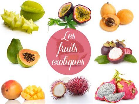 cuisine savoyarde 14 fruits exotiques qui n 39 auront plus de secrets pour vous