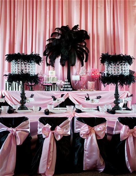 Inspiration  A Paris Party!  Celebrate & Decorate