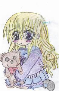 Chibi Teddy Bear
