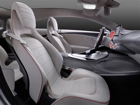 future mercedes interior mercedes a class 2011 concept interior concept cars news