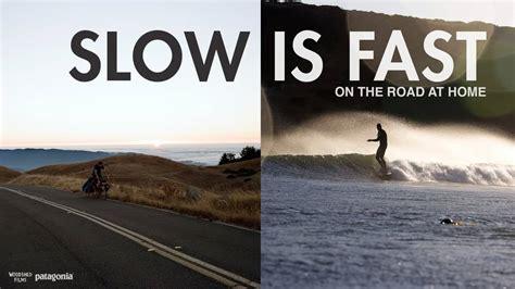 Slow Is Fast on Vimeo