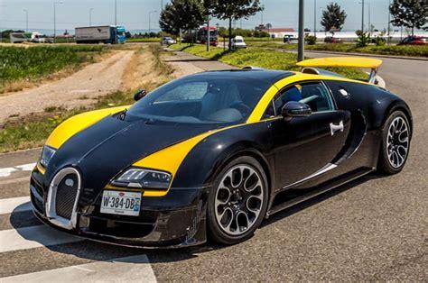 Are Bugattis In The Us by Bugatti S Last Legend Edition Veyron Spotted In Alsace