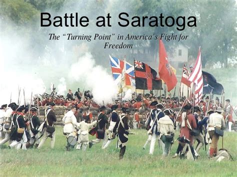 Major Battles  American Revolution
