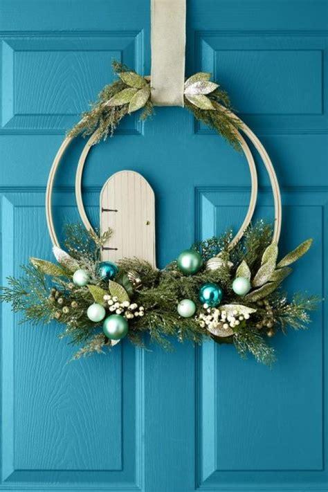 diy christmas wreath ideas     homemade